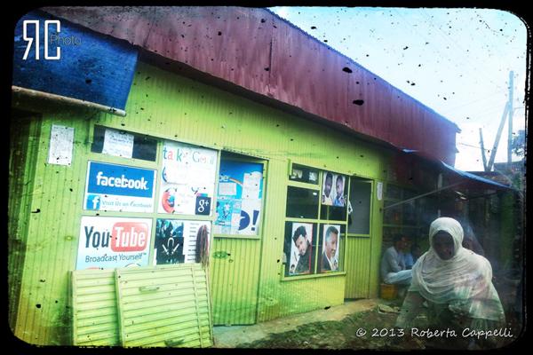 © 2013 Roberta Cappelli Addis Ababa, Ethiopia. Social.