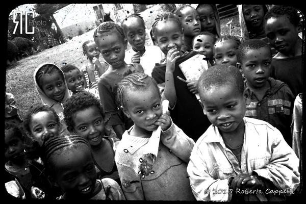 © 2013 Roberta Cappelli Arramo, Ethiopia. Angels.