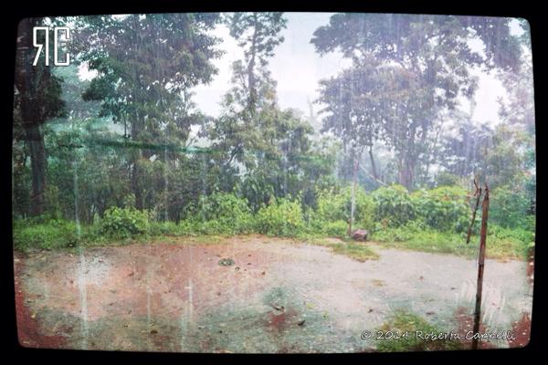 © 2014 Roberta Cappelli Arramo, Ethiopia. Rain volley!