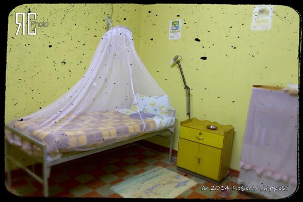 © 2014 Roberta Cappelli Galcha, Ethiopia.  Bedclothes.